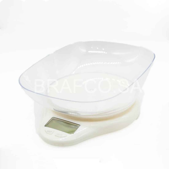 Kitchen Scale with Bowl