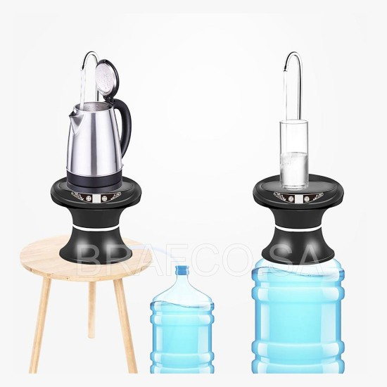 Automatic Water PUMP with Auto Dispenser