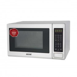 UGINE Microwave 30 Liter Steel With Grill