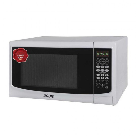 UGINE Microwave 36 Liter Steel With Grill