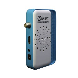 Dansat Receiver Mini HD White DSR991