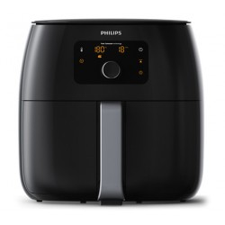 Philips Airfryer Avance Collection XXL Twin TurboStar Rapid Air Technology Black