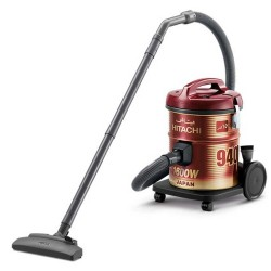 HITACHI Vacuum Cleaner 1600 Watt 15 L Red White or Black CV940Y