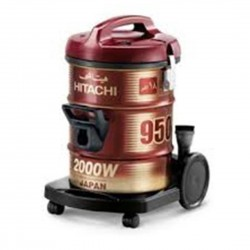 HITACHI Vacuum Cleaner 2000 Watt, 18 L Red or Black CV950Y