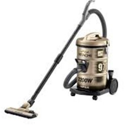 HITACHI Vacuum Cleaner 2200 Watt, 21 Liter Gold CV970Y